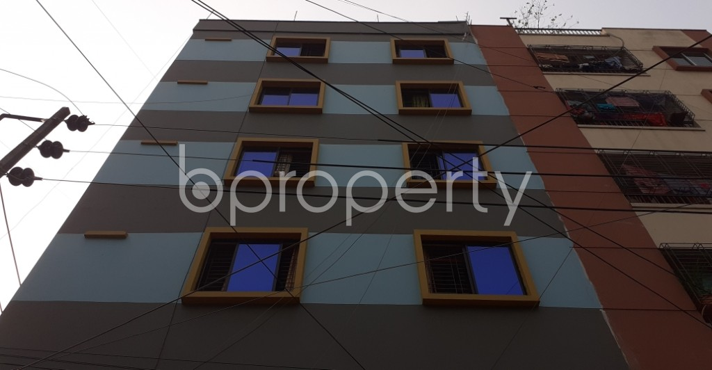 Front view - 2 Bed Apartment to Rent in Mohammadpur, Dhaka - 1949198