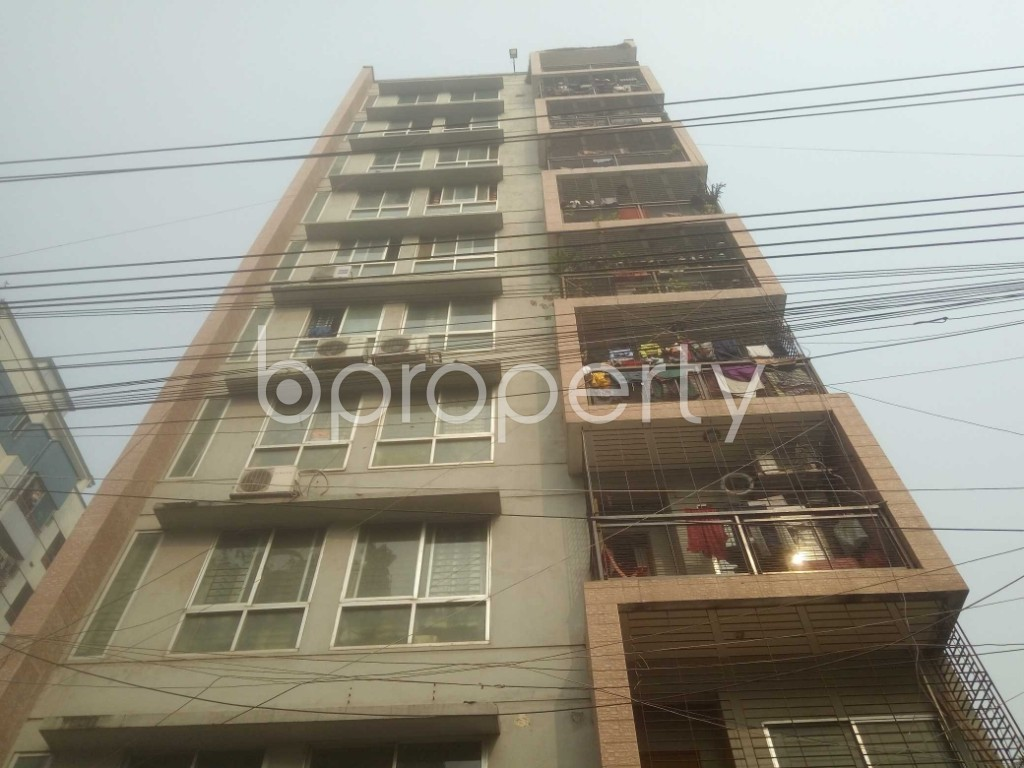 Front view - 3 Bed Apartment to Rent in Mirpur, Dhaka - 1949205