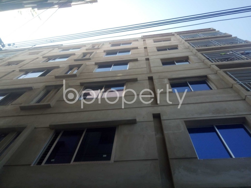 Front view - 3 Bed Apartment to Rent in Bakalia, Chattogram - 1949249