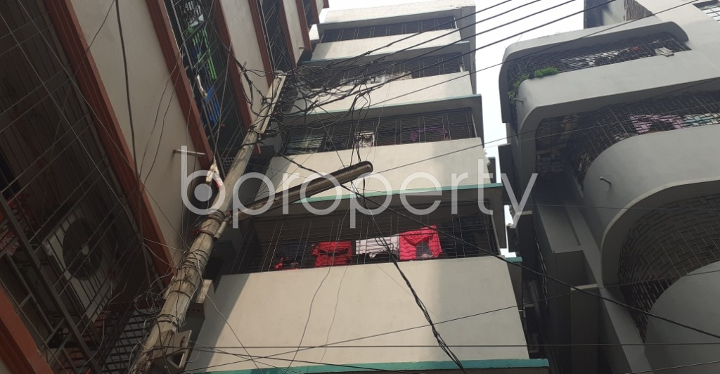 Front view - 2 Bed Apartment to Rent in Ibrahimpur, Dhaka - 1949250