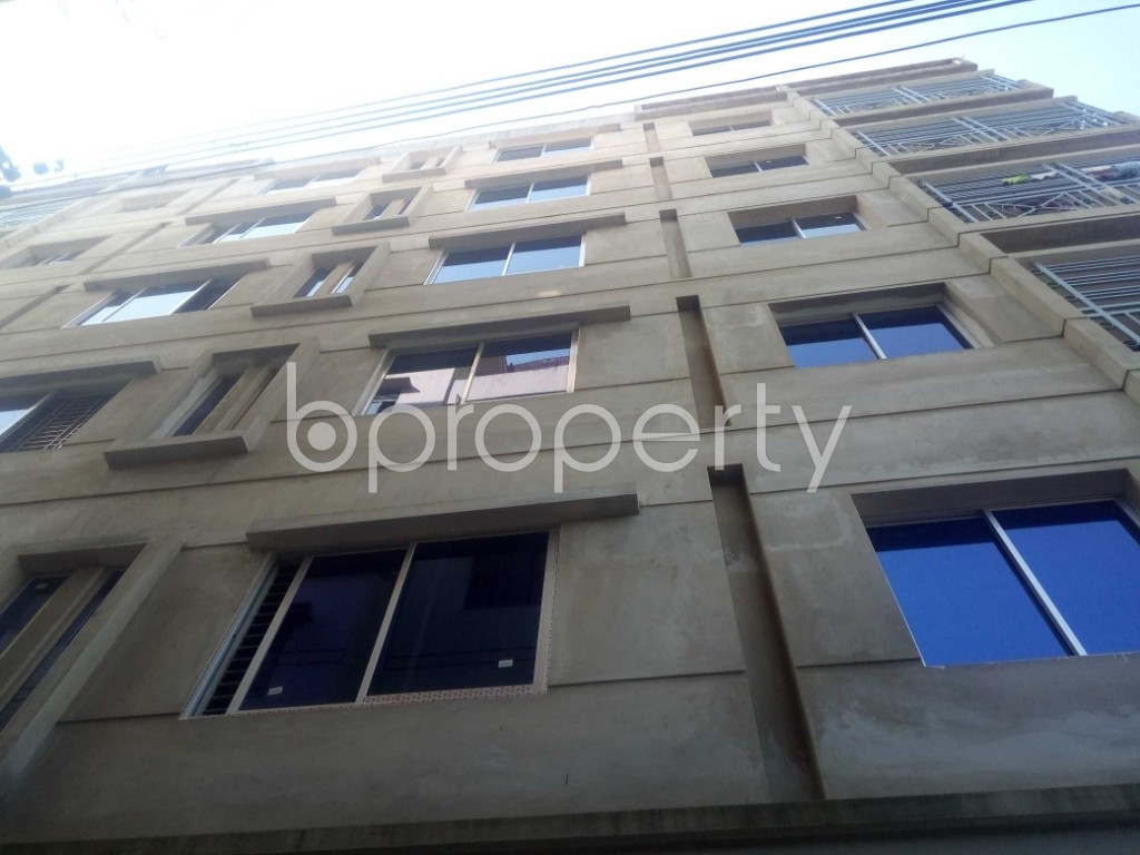 Front view - 3 Bed Apartment to Rent in Bakalia, Chattogram - 1949251
