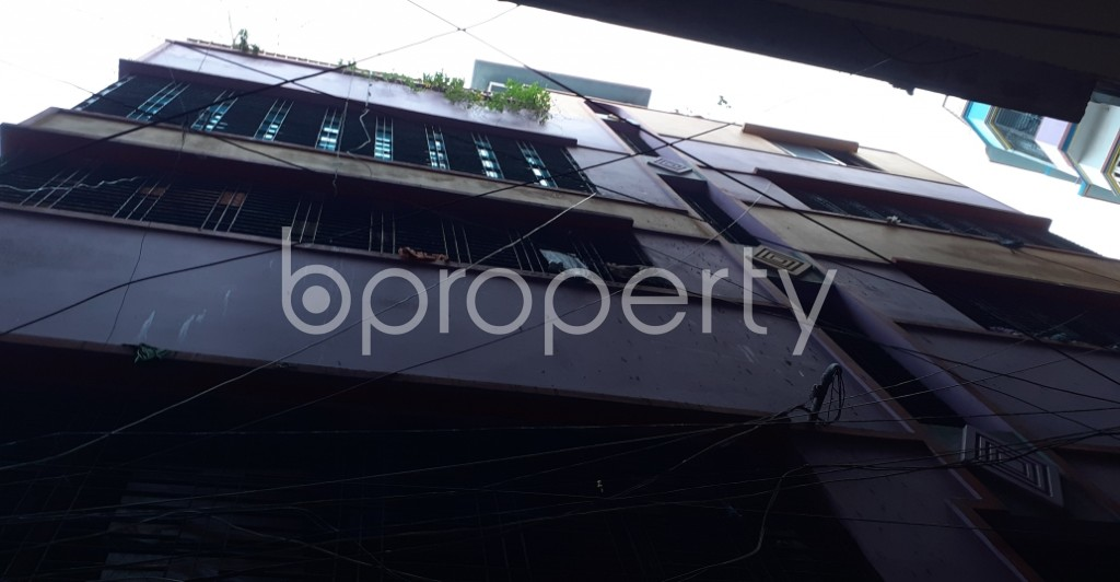 Outside view - 1 Bed Apartment to Rent in Jatra Bari, Dhaka - 1949255