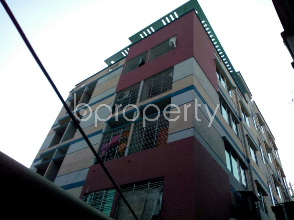 Outside view - 2 Bed Apartment to Rent in Bayazid, Chattogram - 1949256