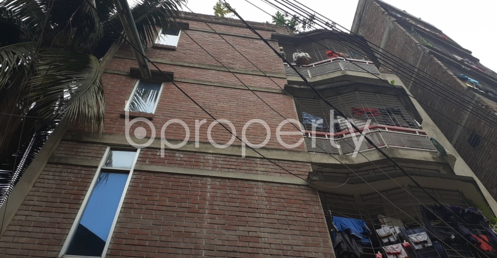 Front view - 2 Bed Apartment to Rent in Ibrahimpur, Dhaka - 1949257