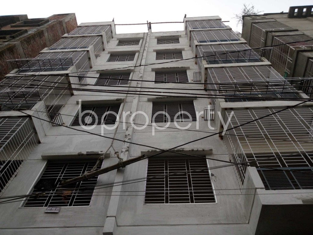 Bathroom - 2 Bed Apartment to Rent in Mirpur, Dhaka - 1949260