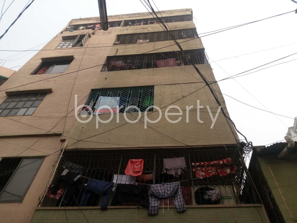 Front view - 2 Bed Apartment to Rent in Mirpur, Dhaka - 1949261