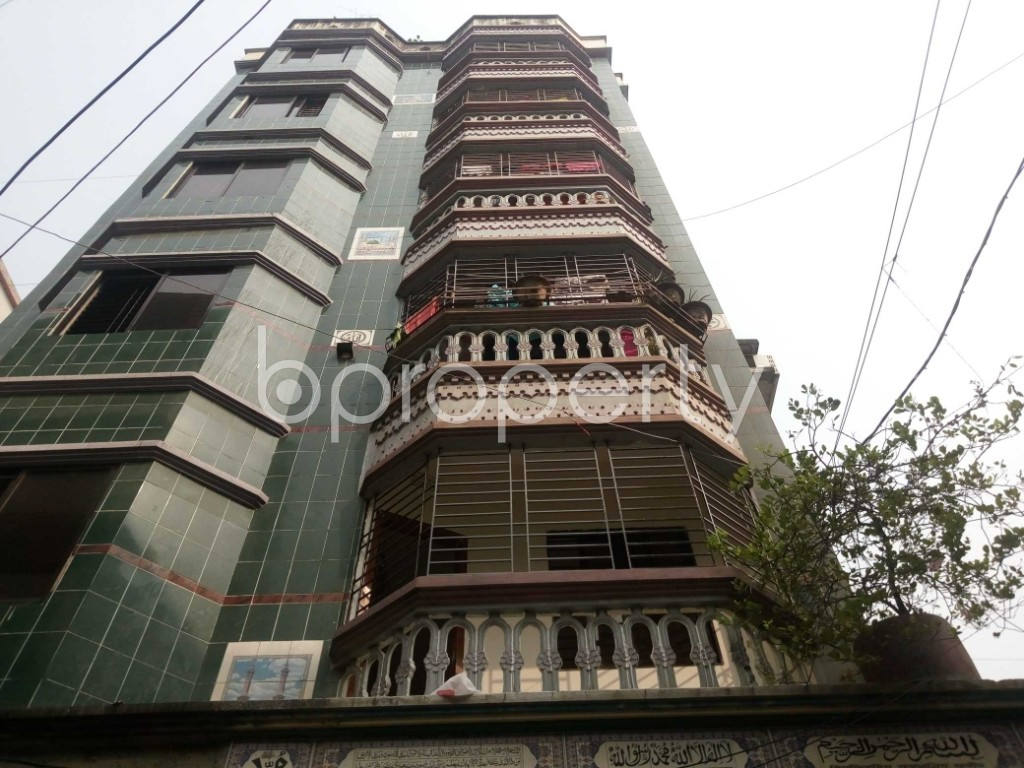 Front view - 1 Bed Apartment to Rent in Mirpur, Dhaka - 1949262
