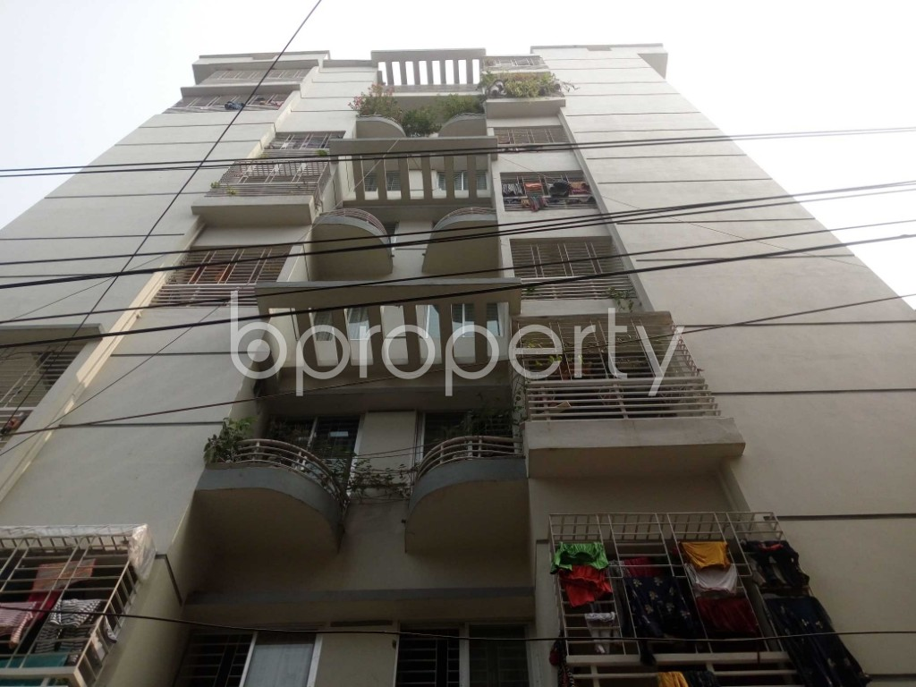 Front view - 2 Bed Apartment for Sale in Mirpur, Dhaka - 1949265