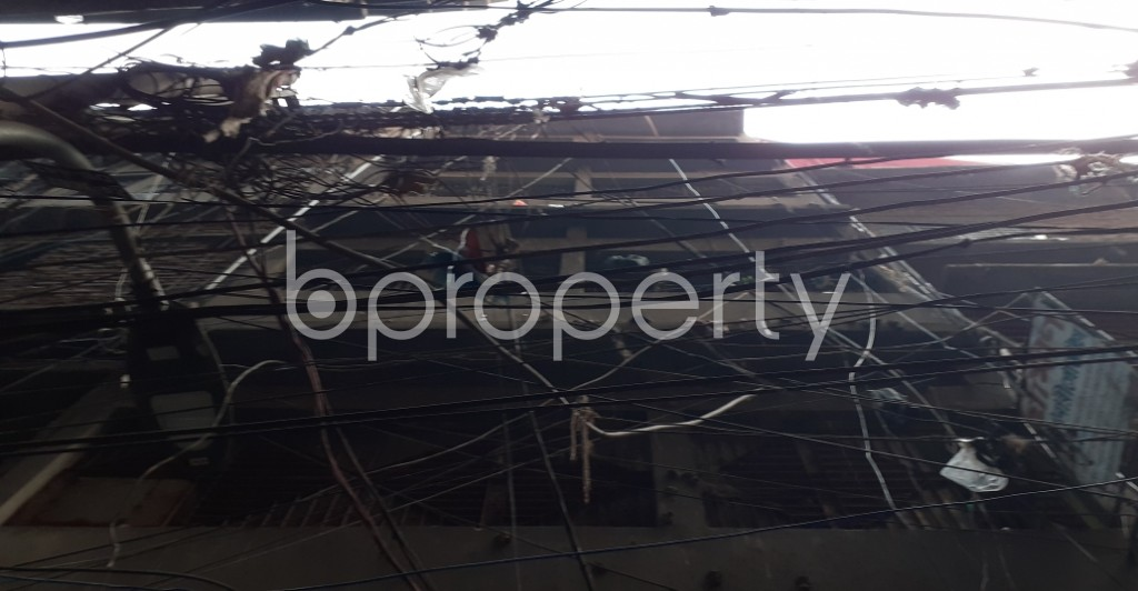 Outside view - Building for Sale in Kotwali, Dhaka - 1949275