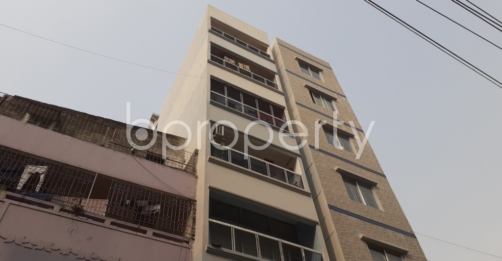 Front view - 3 Bed Apartment to Rent in Mohammadpur, Dhaka - 1949283