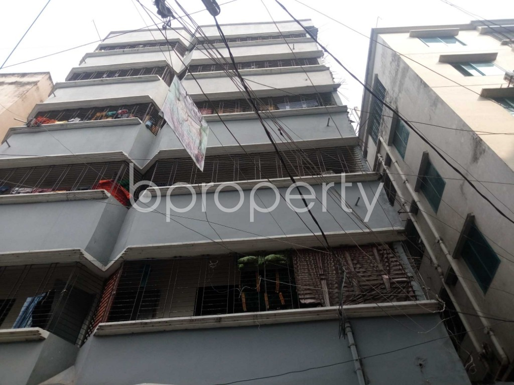Front view - 2 Bed Apartment to Rent in Mirpur, Dhaka - 1949287