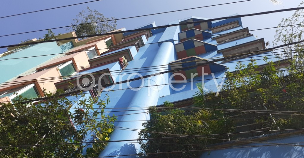 Outside view - 2 Bed Apartment to Rent in 22 No. Enayet Bazaar Ward, Chattogram - 1949292