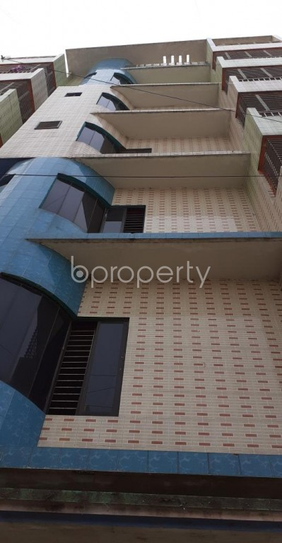 Outside view - 3 Bed Apartment to Rent in Savar, Dhaka - 1949298