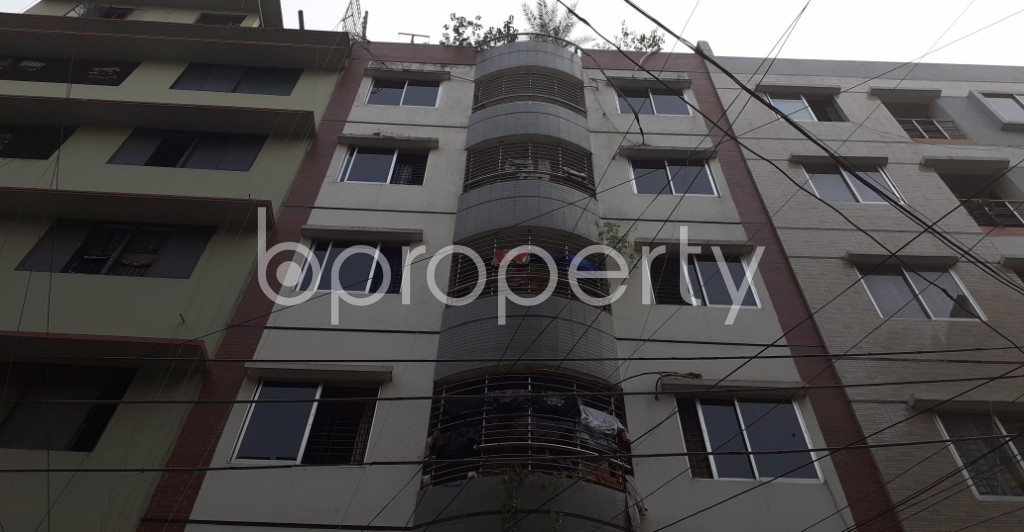 Front view - 2 Bed Apartment to Rent in Mohammadpur, Dhaka - 1949334