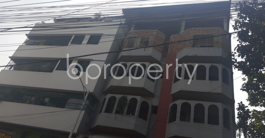 Front view - 1 Bed Apartment to Rent in Double Mooring, Chattogram - 1949359
