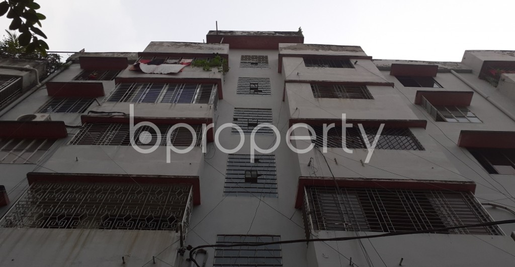Front view - 1 Bed Apartment to Rent in New Market, Dhaka - 1949364