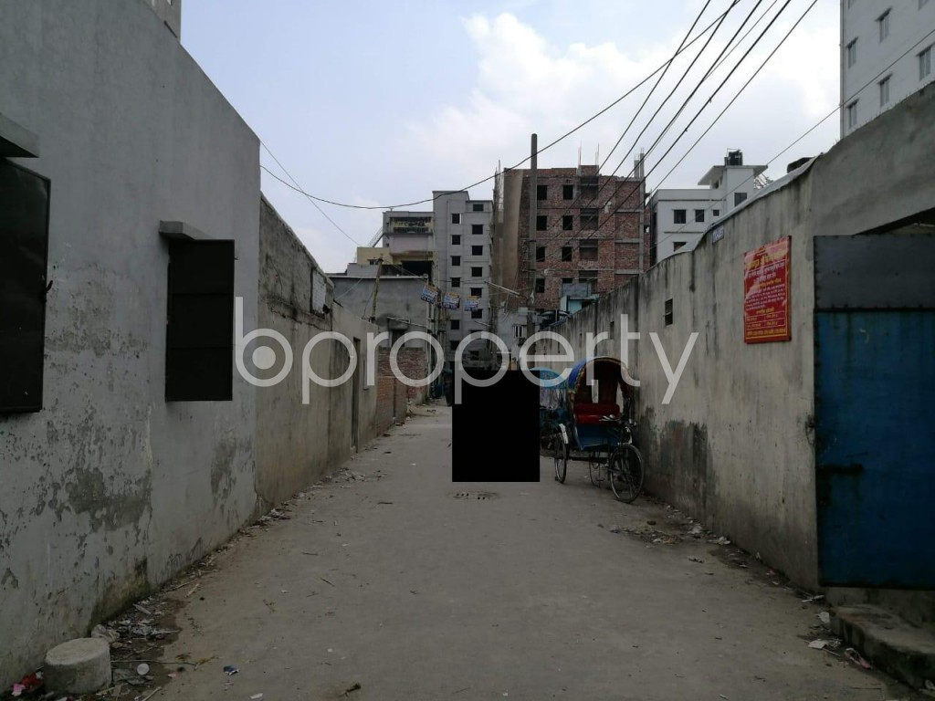Front view - Plot for Sale in Adabor, Dhaka - 1949510