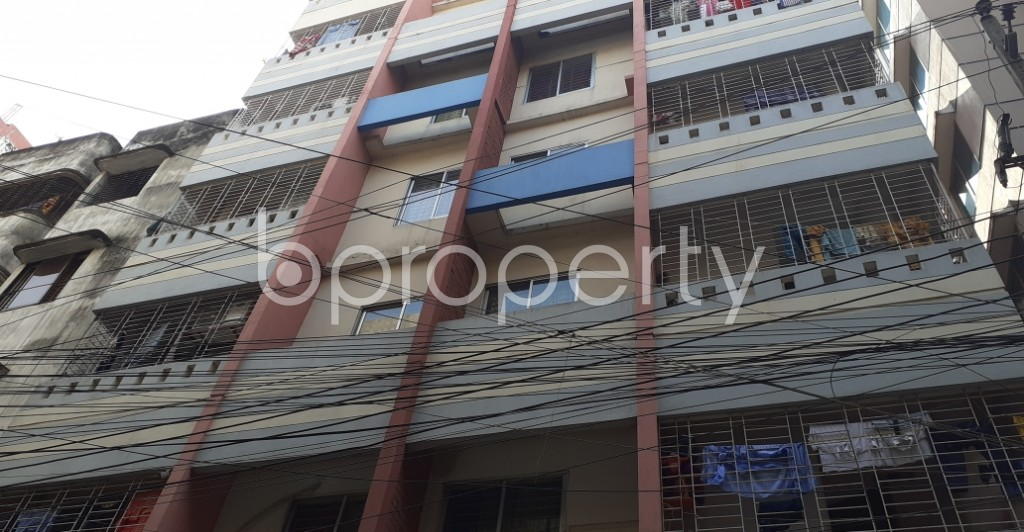 Front view - 3 Bed Apartment for Sale in Mohammadpur, Dhaka - 1949673