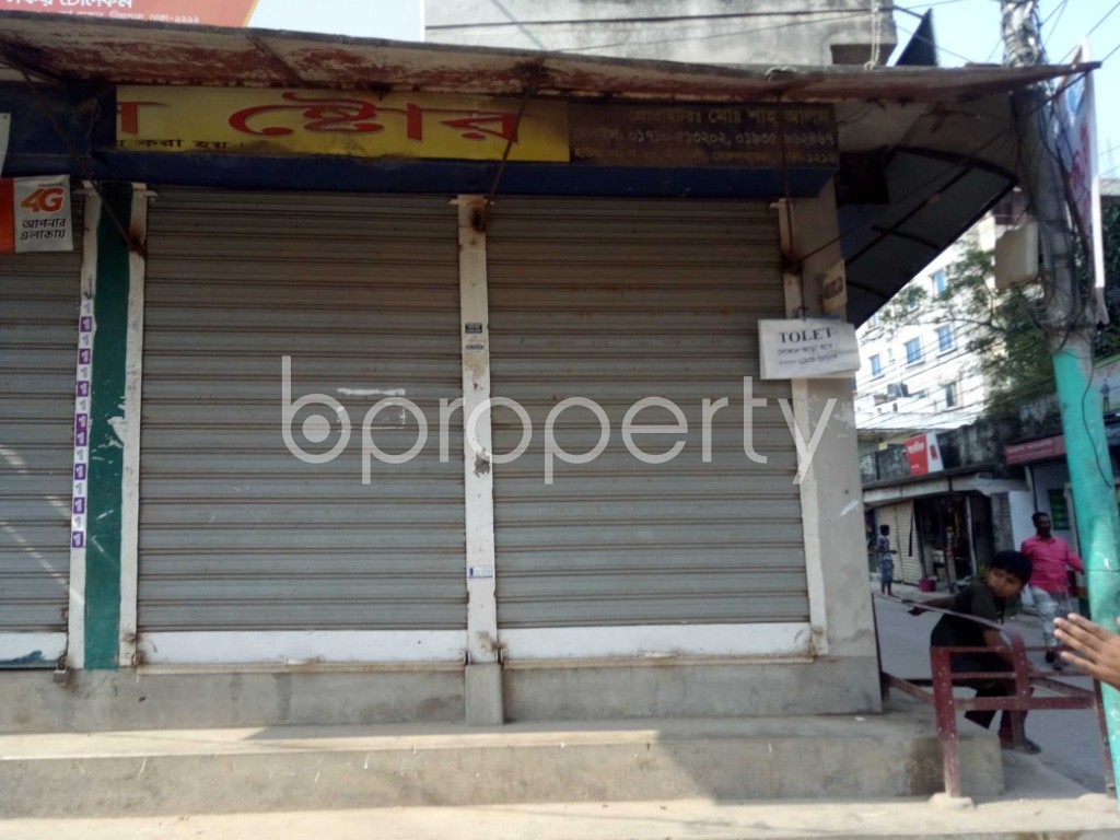 Commercial inside - Shop to Rent in Badda, Dhaka - 1949698