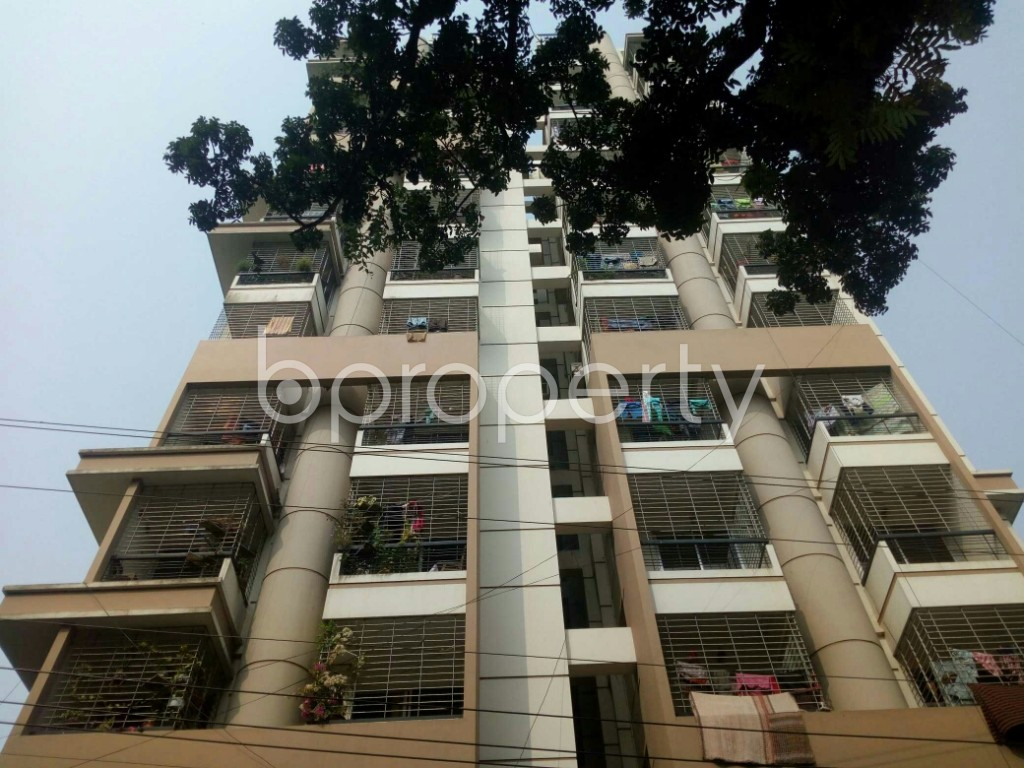 Front view - 3 Bed Apartment to Rent in Police Line, Cumilla - 1949739