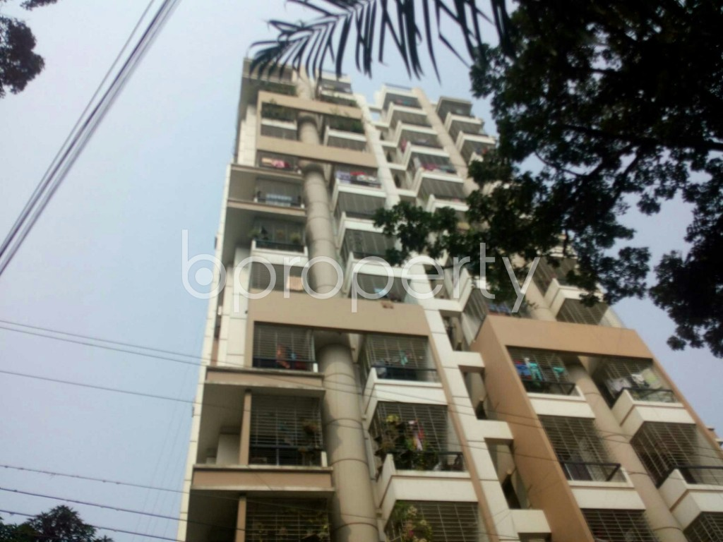 Front view - 3 Bed Apartment to Rent in Police Line, Cumilla - 1949740