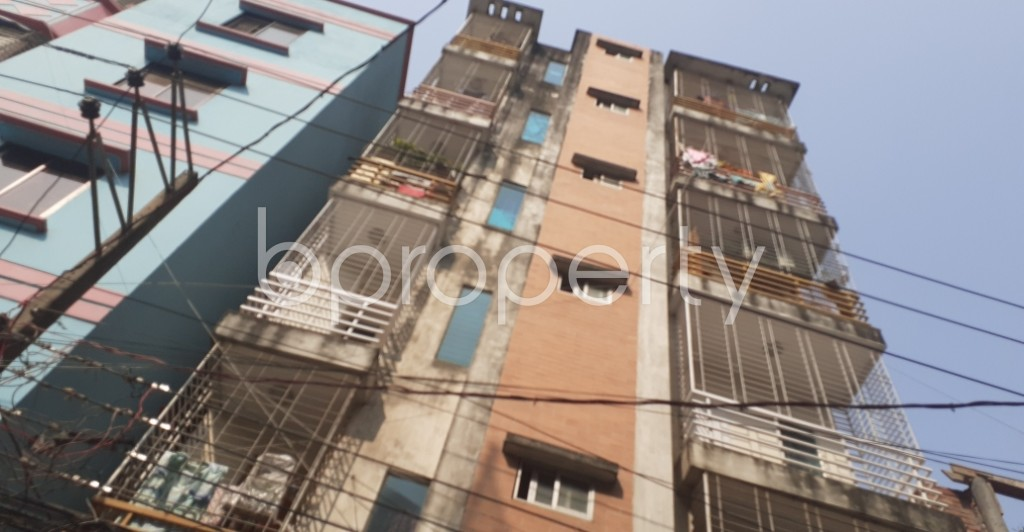 Front view - 2 Bed Apartment for Sale in Mohammadpur, Dhaka - 1949820