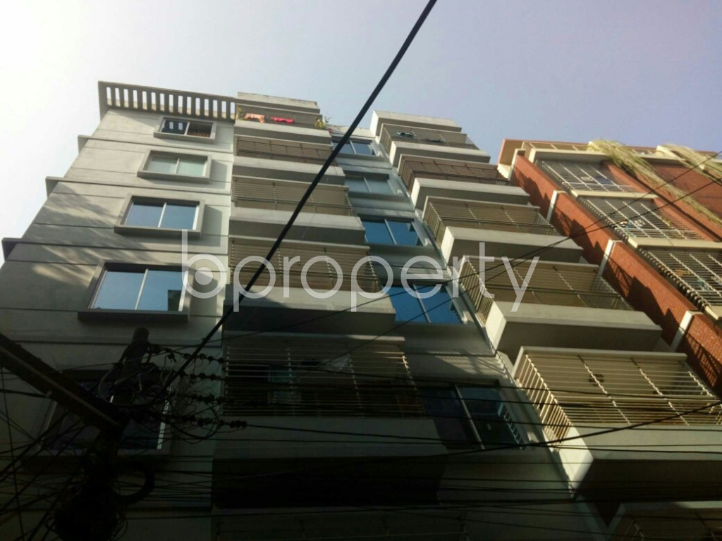 Front view - 3 Bed Apartment for Sale in Lal Khan Bazaar, Chattogram - 1949861