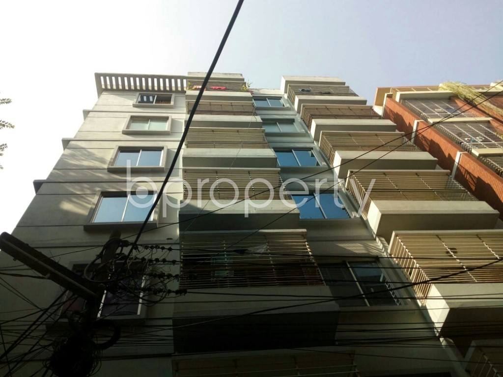 Front view - 3 Bed Apartment for Sale in Lal Khan Bazaar, Chattogram - 1949862