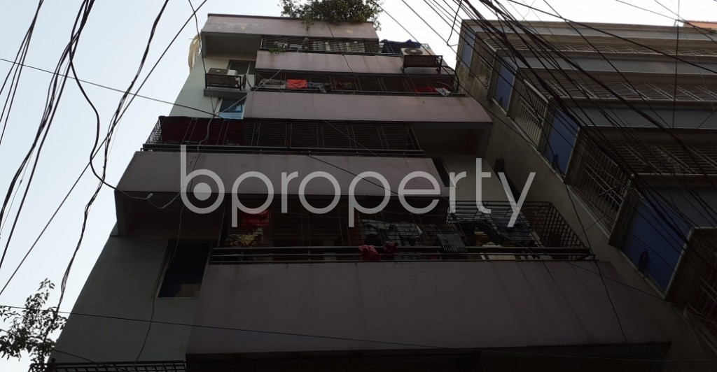 Outside view - 2 Bed Apartment to Rent in Kathalbagan, Dhaka - 1950302