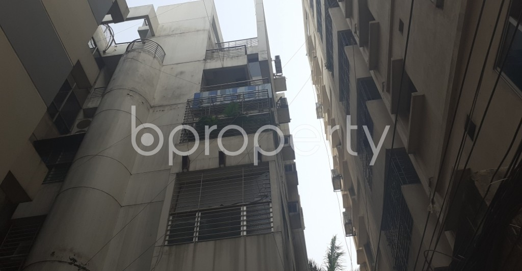 Front view - Office for Sale in Dhanmondi, Dhaka - 1950312