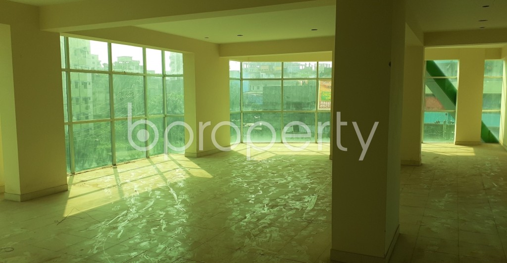Commercial inside - Office for Sale in Lalmatia, Dhaka - 1950327