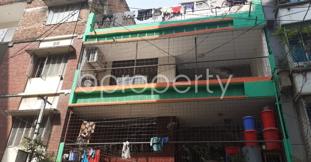 Outside view - 2 Bed Apartment to Rent in Lalmatia, Dhaka - 1950333