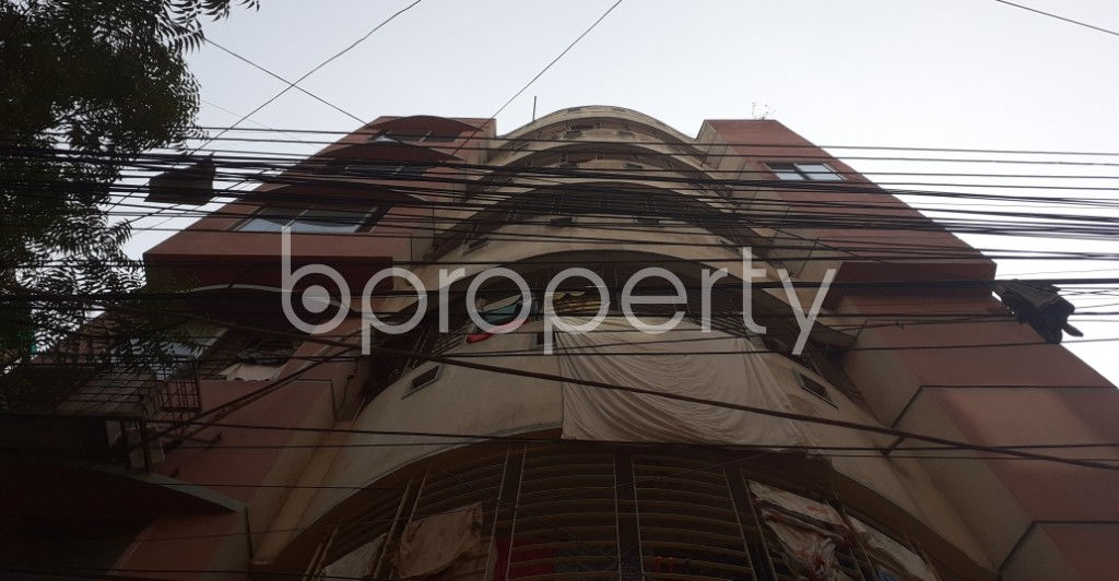 Outside view - 2 Bed Apartment to Rent in Lalmatia, Dhaka - 1950335