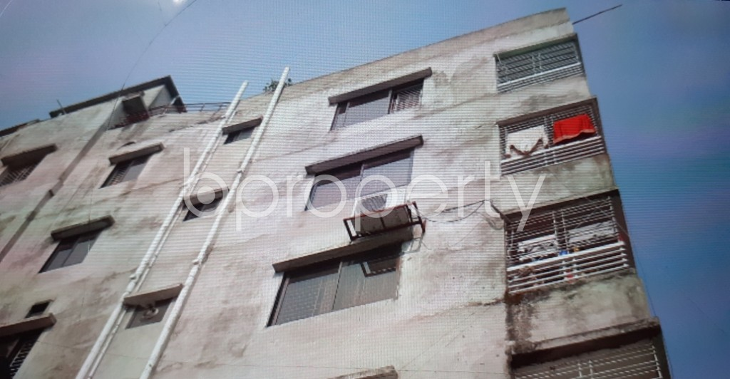 Outside view - 3 Bed Apartment for Sale in Bashabo, Dhaka - 1950445