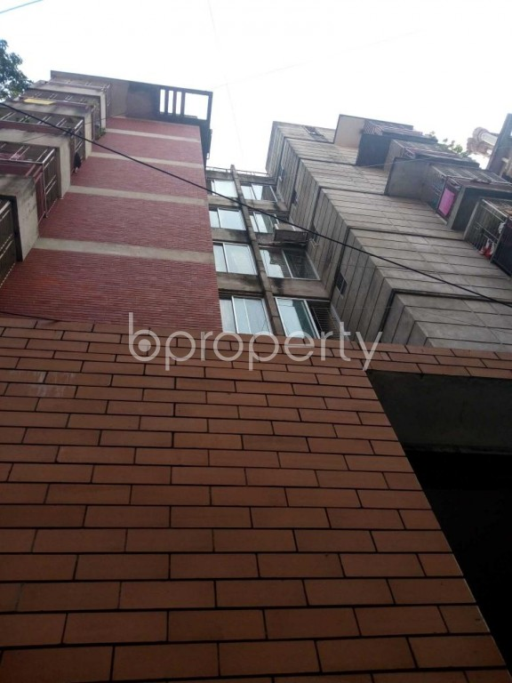 Front view - 3 Bed Apartment for Sale in Uttara, Dhaka - 1950654