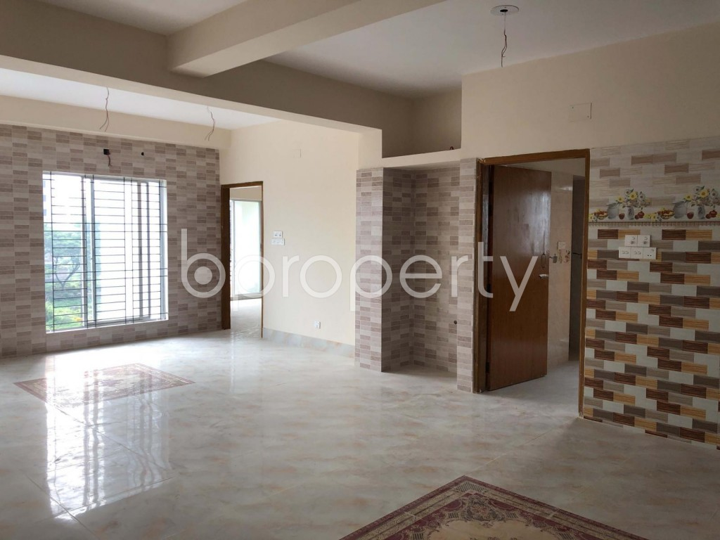 Dining area - 4 Bed Apartment for Sale in Bashundhara R-A, Dhaka - 1912312