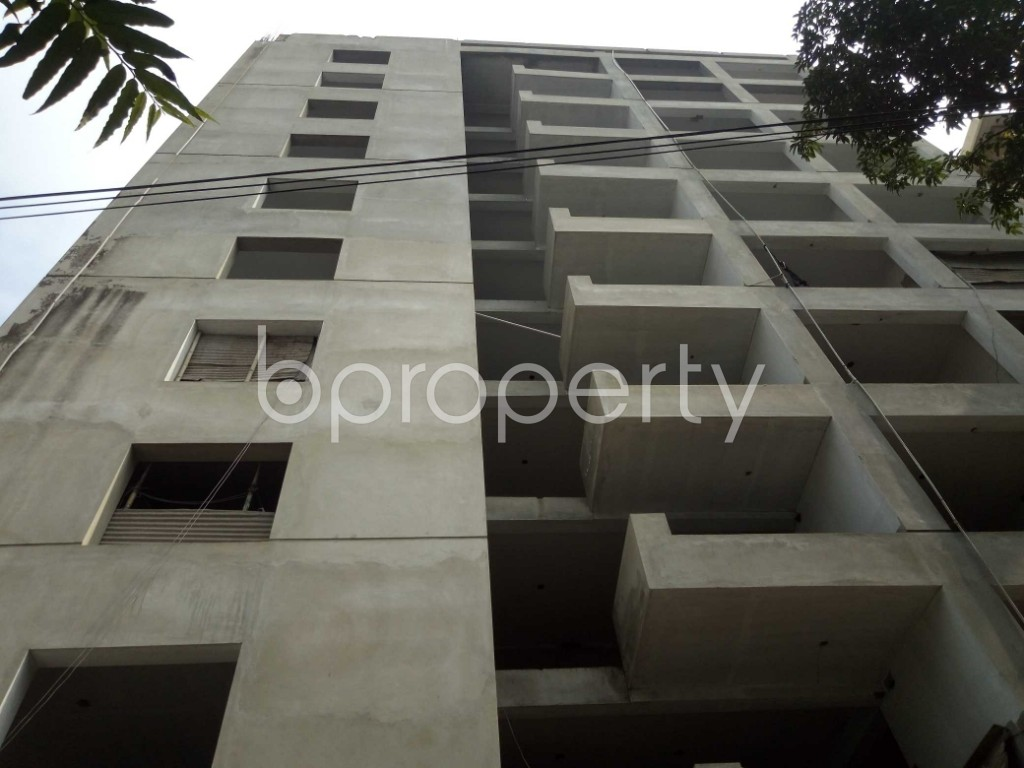 Outside view - 3 Bed Apartment for Sale in Eskaton, Dhaka - 1950925