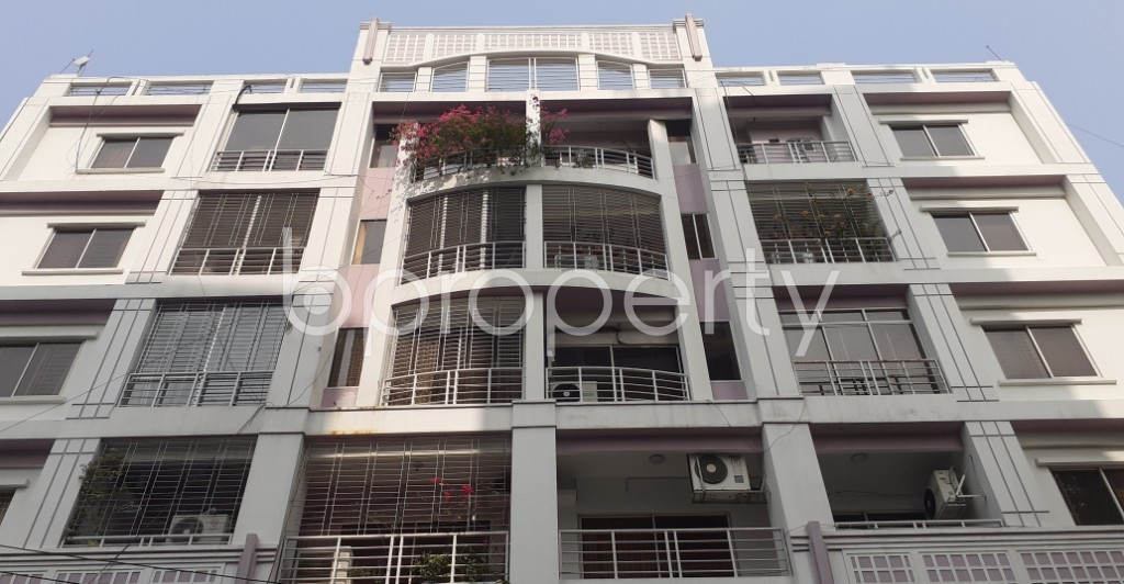 Front view - 4 Bed Apartment to Rent in Gulshan, Dhaka - 1950187