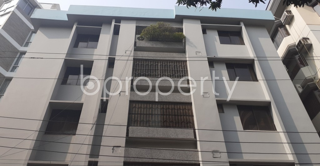 Front view - 3 Bed Apartment for Sale in Gulshan, Dhaka - 1951182
