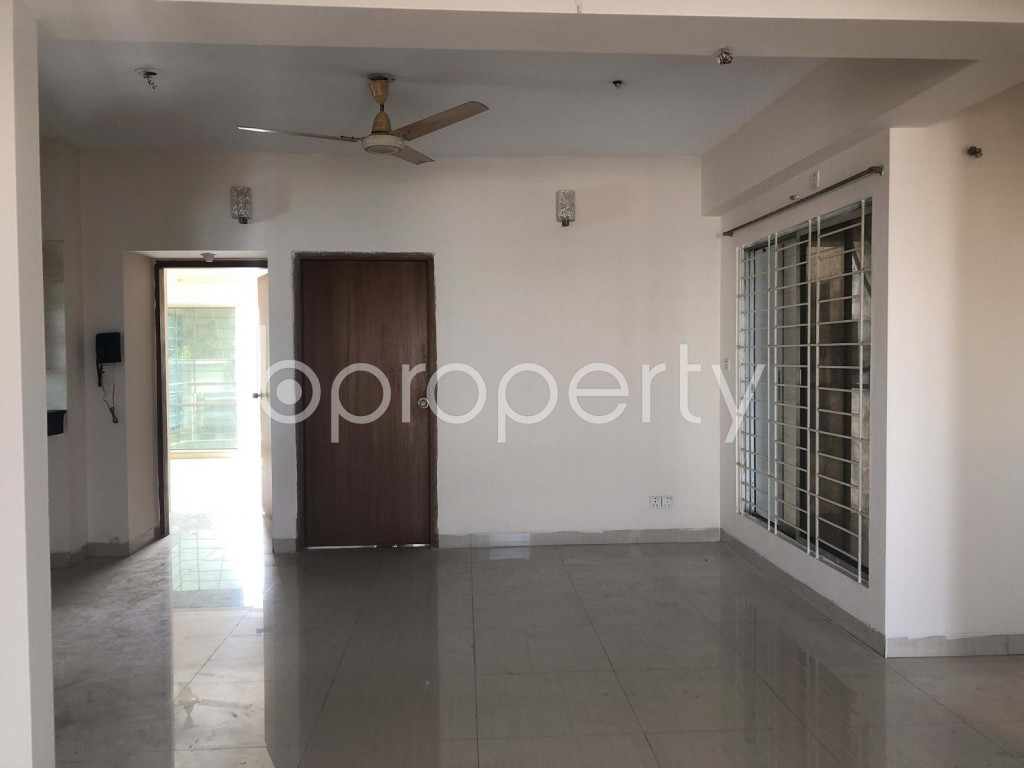 Dining area - 3 Bed Apartment for Sale in Bashundhara R-A, Dhaka - 1948949