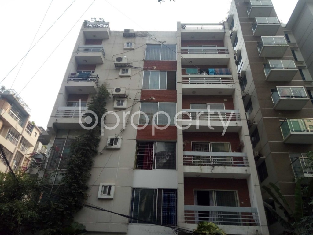 Outside view - 3 Bed Apartment to Rent in Banani, Dhaka - 1951505