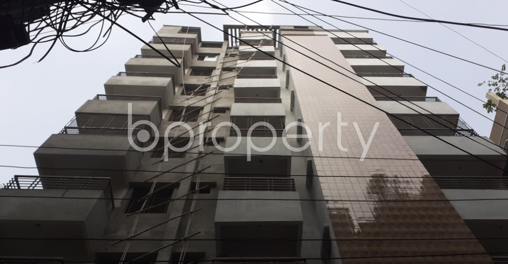 Outside view - 3 Bed Apartment for Sale in Dhanmondi, Dhaka - 1951538