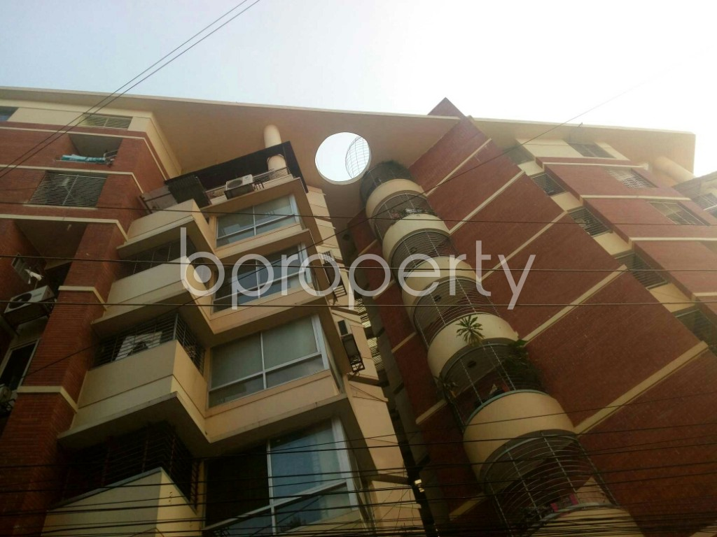 Front view - 3 Bed Apartment for Sale in South Khulsi, Chattogram - 1951591