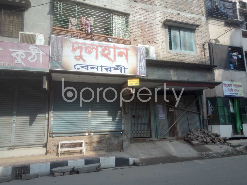 Front view - Shop to Rent in Mirpur, Dhaka - 1951640