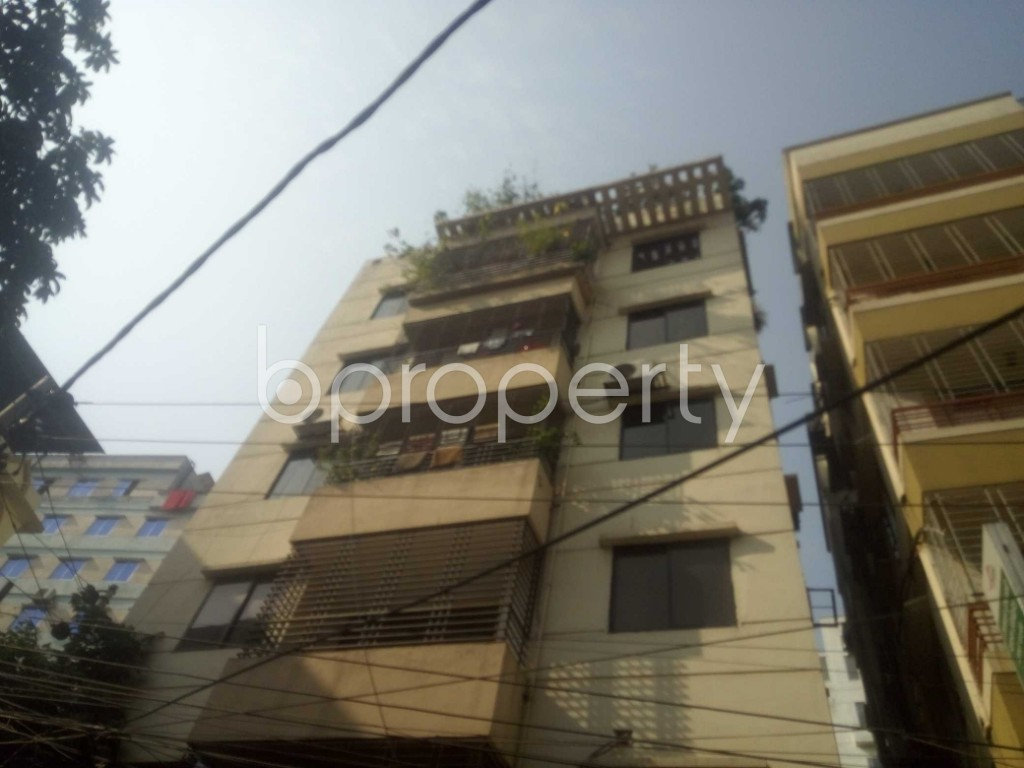 Outside view - 3 Bed Apartment to Rent in Baridhara, Dhaka - 1951863