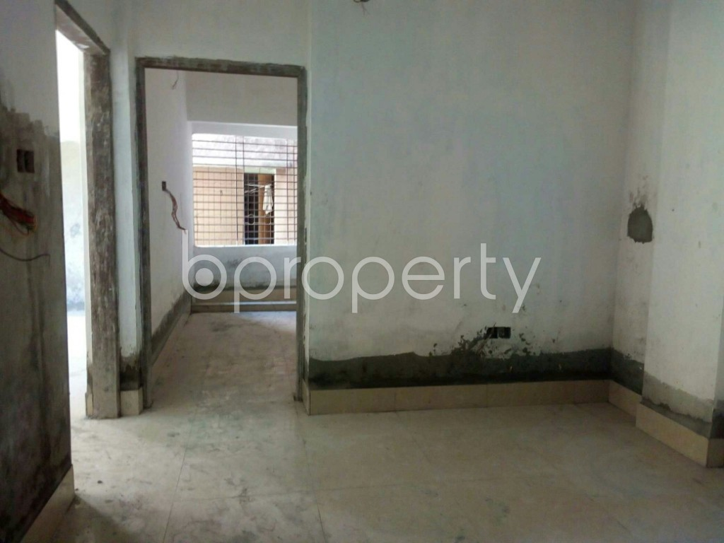 Dine/Dining - 3 Bed Apartment for Sale in Race Course, Cumilla - 1951947