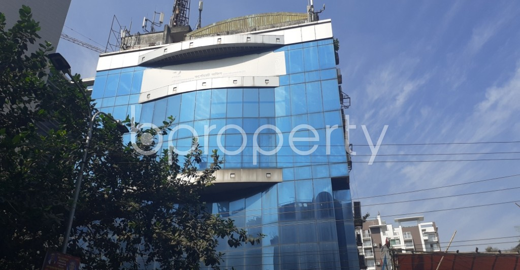 Front view - Shop to Rent in Gulshan, Dhaka - 1951956