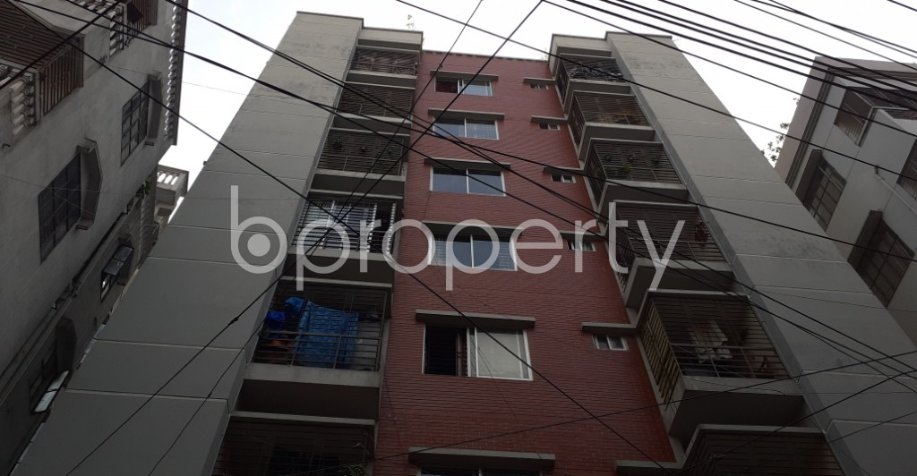 Front view - 3 Bed Apartment for Sale in Mohammadpur, Dhaka - 1952090