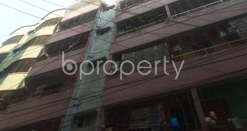 Front view - 2 Bed Apartment for Sale in Mohammadpur, Dhaka - 1952166