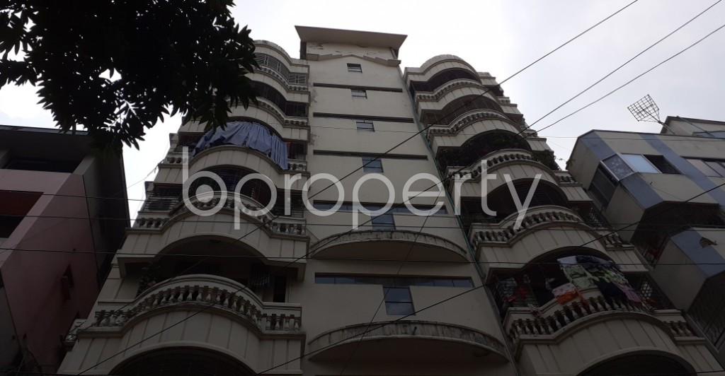 Outside view - 3 Bed Apartment to Rent in Lalmatia, Dhaka - 1952477